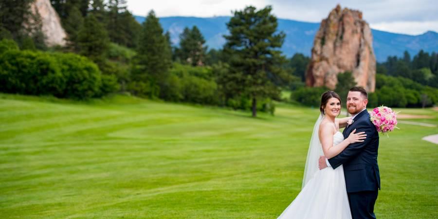 Perry Park Country Club wedding Denver