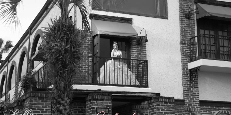 The Bella Room wedding Orlando