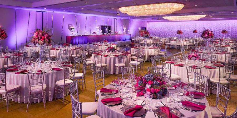 Hilton San Francisco Airport Bayfront wedding San Francisco