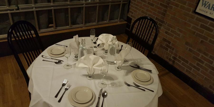 Firehouse Restaurant wedding Lehigh Valley/Poconos