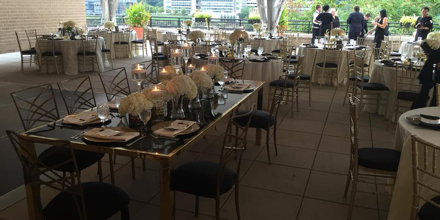 The Terrace at Hyatt House Pittsburgh-South Side wedding Pittsburgh