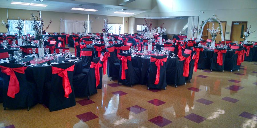 Chartiers Township Community Center wedding Pittsburgh