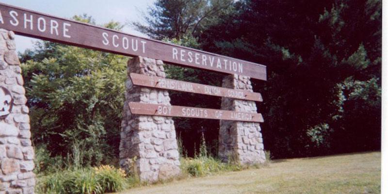 Bashore Scout Reservations wedding Lehigh Valley/Poconos
