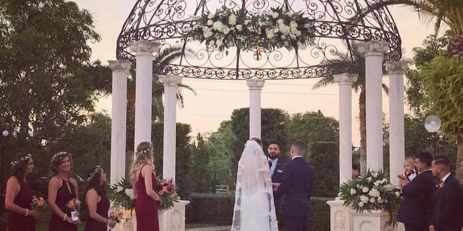 Via Bella Estate wedding Miami