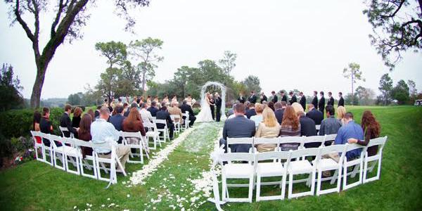 Black Diamond Ranch wedding Tampa