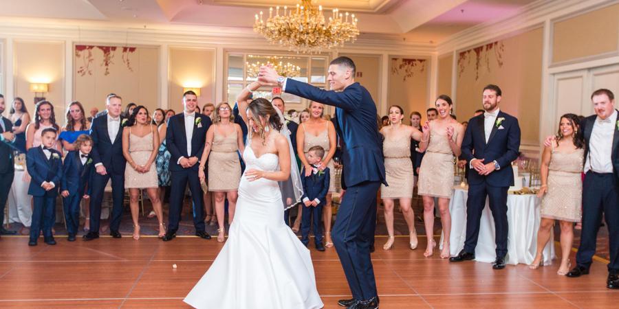 Hyatt Regency Boston wedding Boston