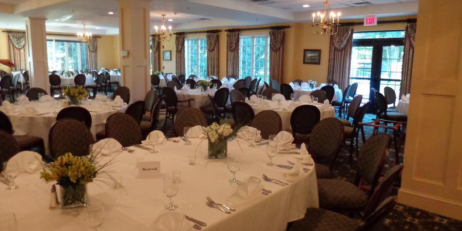 The Powelton Club wedding Westchester/Hudson Valley