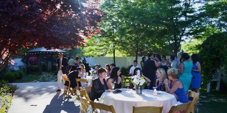 Arbor Manor Reception Center & Garden wedding Salt Lake City