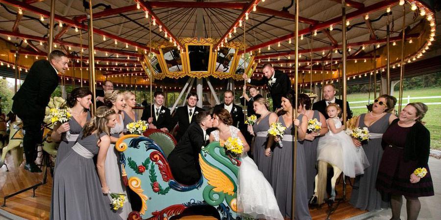 Waterloo Firemans Park Pavillion wedding Milwaukee