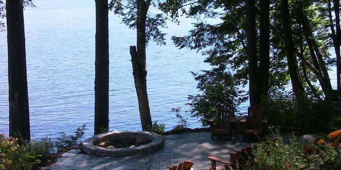 The Fern Lodge wedding Eastern Adirondacks/Lake Champlain