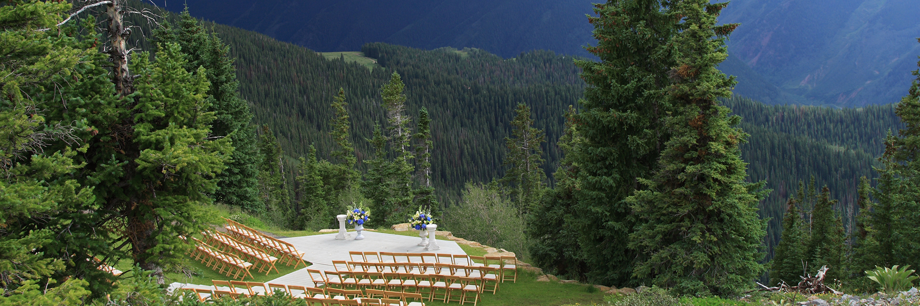 Wedding spot top colorado wedding venues for 2016 for Best colorado wedding venues
