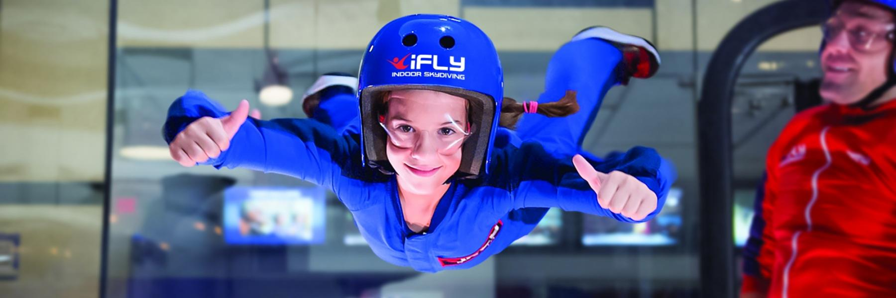 Indoor Skydiving Get Prices For Experiences In Union
