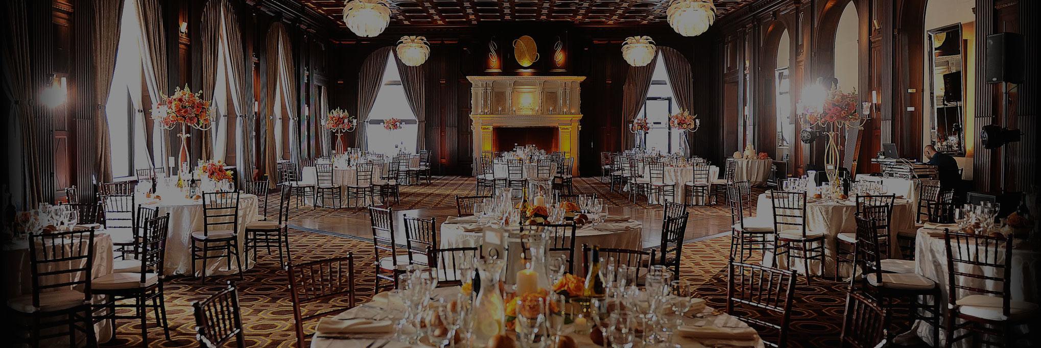 Wedding Spot: Julia Morgan Ballroom