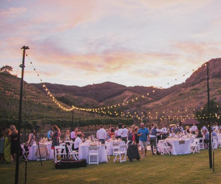 Wedding Venues In Los Angeles: Rustic Weddings