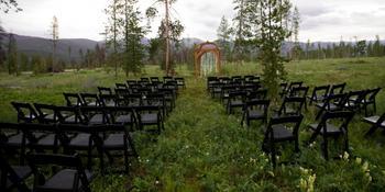 Wild Horse Inn weddings in Fraser CO