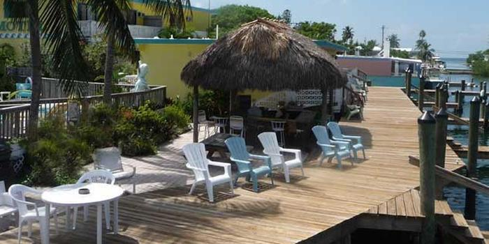 BayView Inn wedding Florida Keys
