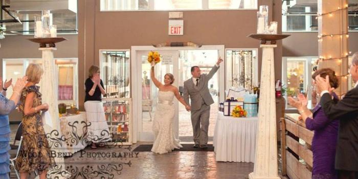 stockyards station wedding venue picture 5 of 15 photo by wood bend photography