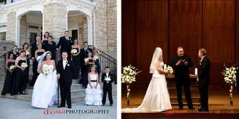 Carroll University weddings in Waukesha WI