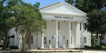Friday Musicale weddings in Jacksonville FL