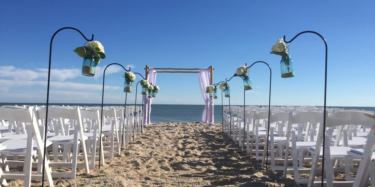 oceans edge restaurant event center weddings in north topsail beach nc