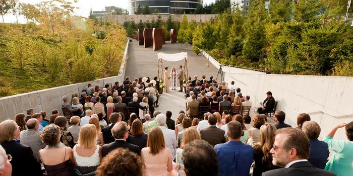 Olympic Sculpture Park wedding venue picture 1 of 6 - Provided By: Olympic Sculpture Park