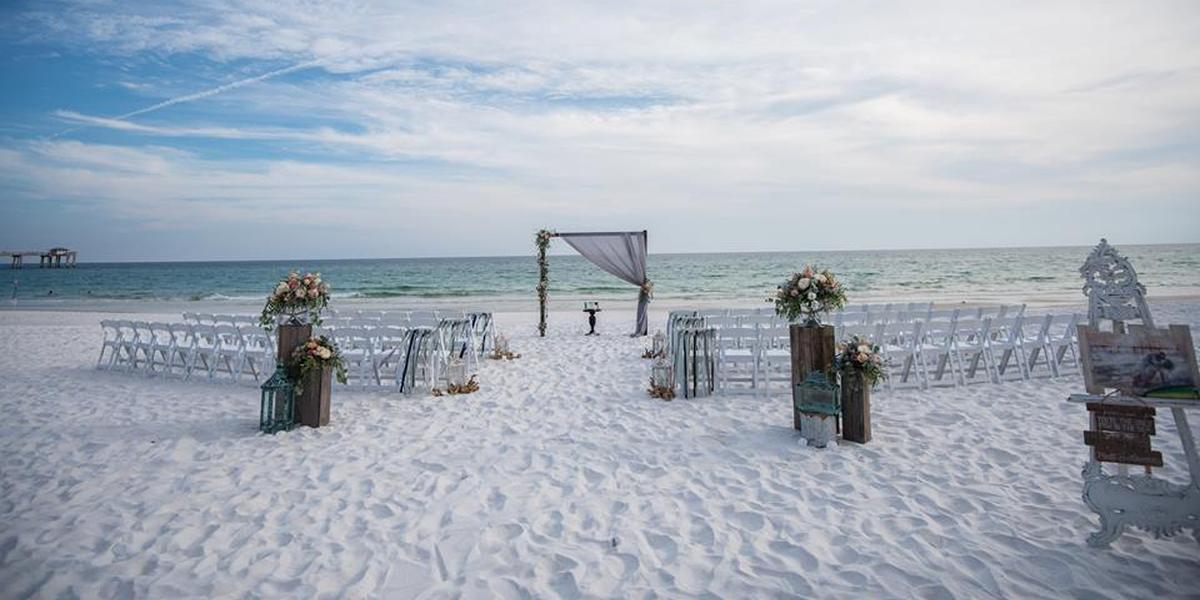 Holiday Inn Resort Fort Walton Beach Weddings