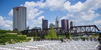 North Bank Park Pavilion weddings in Columbus OH