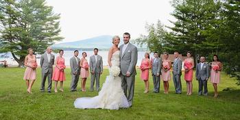 Inn at Pleasant Lake weddings in New London NH