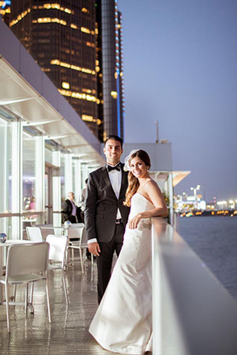 Waterview Loft Weddings | Get Prices for Wedding Venues in MI