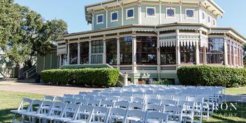 1880 Garten Verein weddings in Galveston TX