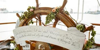1877 Tall Ship ELISSA & The Texas Seaport Museum weddings in Galveston TX