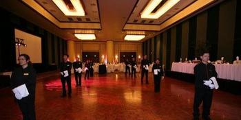 San Francisco Marriott Marquis weddings in San Francisco CA