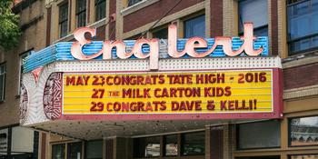The Englert Theatre weddings in Iowa City IA