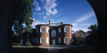 The Dumbarton House weddings in Washington DC