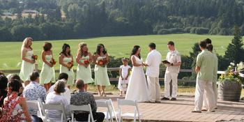 King's Raven Winery weddings in Oregon City OR