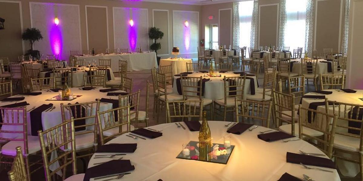 champagne ballroom weddings in columbia mo