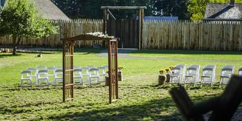 The Meadow at Fort Nisqually weddings in Tacoma WA