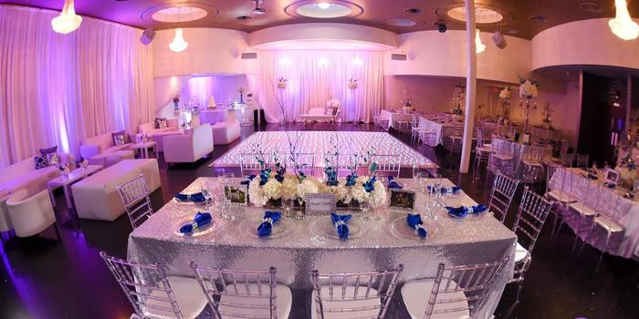 Get Prices For Wedding Venues In: Aqua Reception Hall Weddings