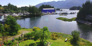Seaside Garden House weddings in Ketchikan AK