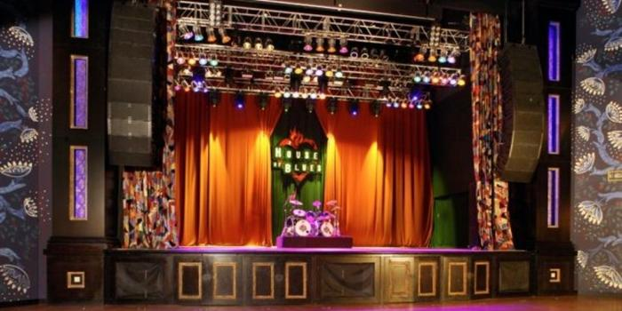 House of Blues Dallas wedding venue picture 6 of 11 - Provided by: House of Blues Dallas