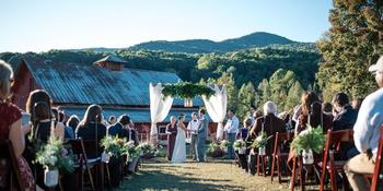 Mountain Laurel Farm weddings in Cleveland GA