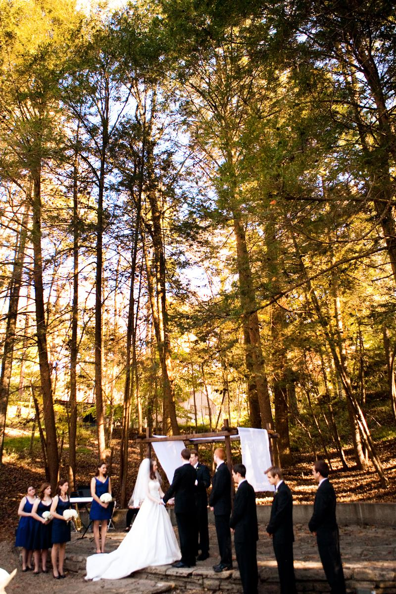 Norris Dam State Park Weddings