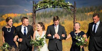 Moose Lodge at Crooked Creek weddings in Fraser CO