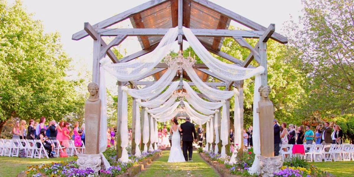 Elmwood Gardens Weddings Get Prices For East Texas
