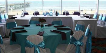 Oceanfront Pierside Room weddings in Virginia Beach VA
