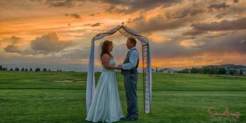Colorado National Golf Course weddings in Erie CO