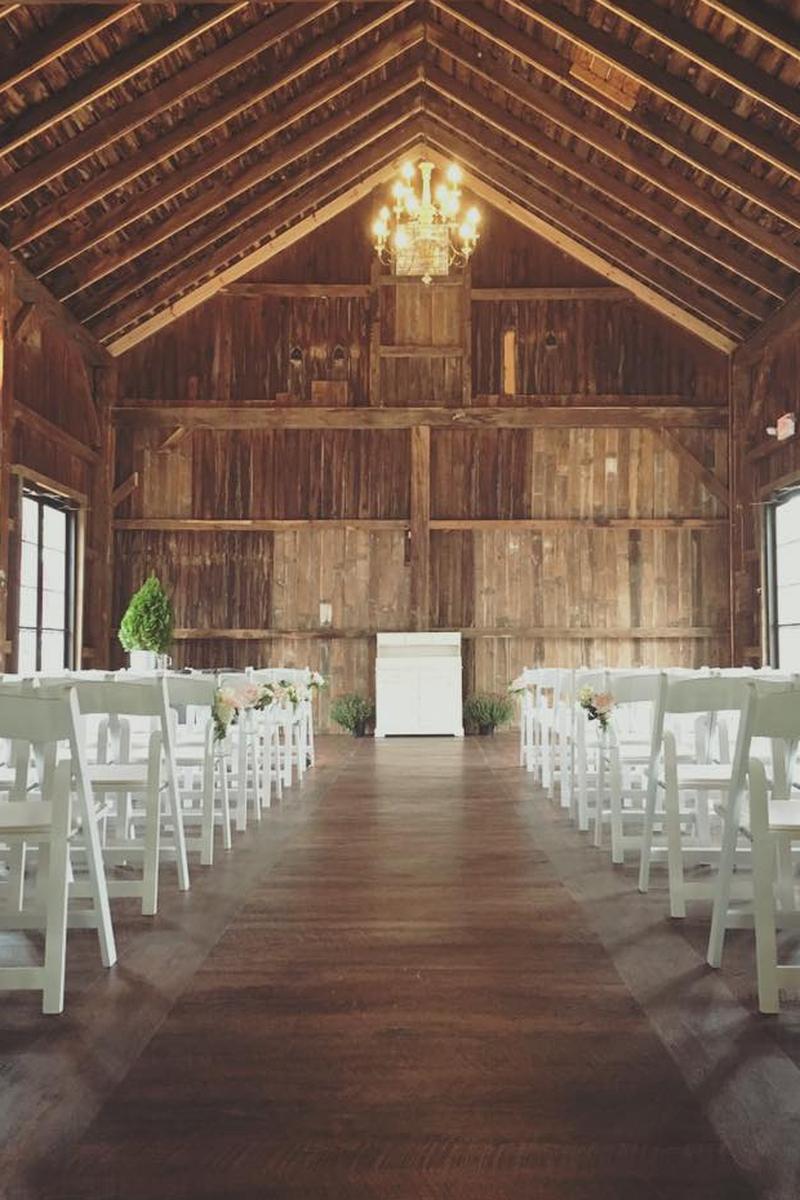 The Landing 1841 Weddings