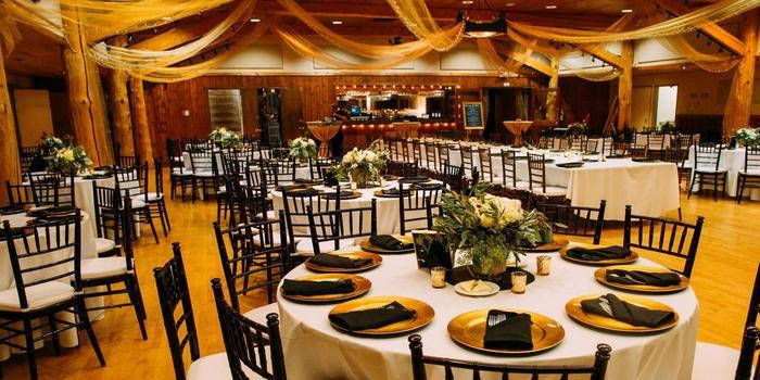 Buck's T-4 Lodge wedding Montana