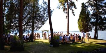 Averill's Flathead Lake Lodge weddings in Bigfork MT