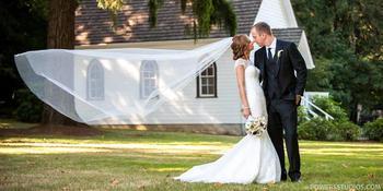 Pioneer Church @ Baker Cabin weddings in Oregon City OR